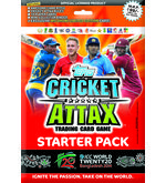 Topps ICC T20 Cricket Attax Starter Pack, multicolor