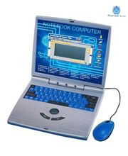 Three6 Super-Slim Educational Talking Kids Laptop