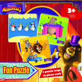 Madagascar Fun Puzzle (Multicolor)