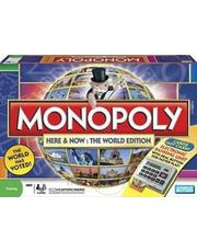 Funskool Monopoly Here & Now World Edition (Electronic Version)