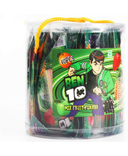 Ben 10 Mixed Fruit Jelly Box, Multicolor