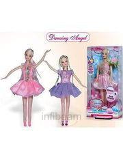 Miss Beautiful Dancing Angel Doll