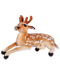Joy Soft Forest Deer, brown