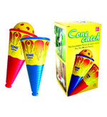 Buddyz Cone Catch - Senior Throw and Catch Game, multicolor