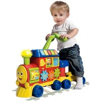Winfun Walker Ride on Learning Train, multicolor