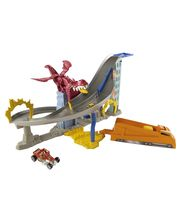 Hot Wheels Dragon Destroyer - TWTW19200, Multicolor