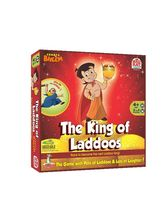 Mad Rat Games Chhota Bheem - The King Of Laddoo, Multicolor