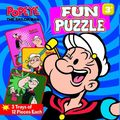 Popeye Fun Puzzle (Multicolor)