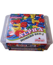 Alpha Numero Set - 1 (Multicolor)