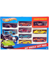 Hot Wheels Gift Pack (Multicolor)
