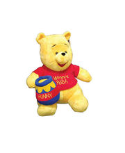 Disney Plush Toys - Pooh With Honey Pot 17...