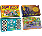 Part 8 - Immortal Indian classics & Family Games (Multicolor)