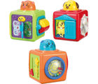 Winfun Stack'n Play Activity Blocks, multicolor