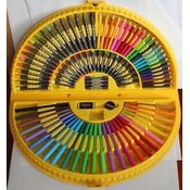 SkyKidz 101 pic Colour Wheel, multicolor