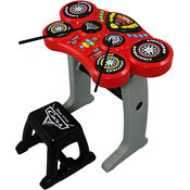 Winfun Cars 2 Rockin Beats Drum Set, multicolor