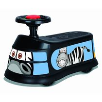 Saffire Kids Ride On Bus With Steering, multicolor