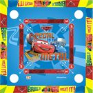 Itoys Disney/Pixar Cars Carrom Board - Big Size, multicolour
