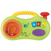 Winfun My Musical Radio (Multicolor), multicolor