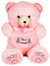 Deals India Jumbo Teddy 30 Inches, pink