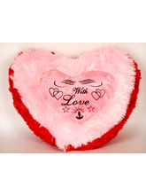 Deals India Valentine With Love Heart Cushions, multicolor