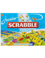 Mattel Scrabble Junior-English