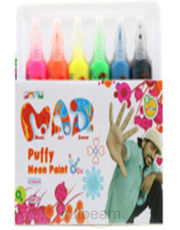 Pogo Mad Neon Puffy Paint