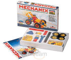 Plastic Mechanix - Cars -1 (Multicolor)
