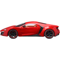 Saffire High Speed Super Car with Opening Doors,  red