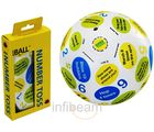 Buzz Ball Number Toss (Multicolor)