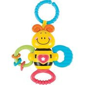 Winfun Light Up Twisty Rattle-Bees, multicolor