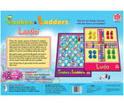 Mad Rat Games Snakes & Ladders and Ludo, multi