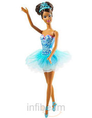 Barbie Princess Ballerina Doll W2922