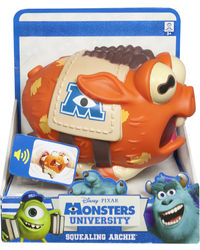 Disney Monsters University Squealing Archie, multicolor