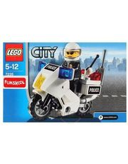 Lego - City Police Bike