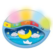 Mitashi Skykids Lullaby Moon Night Light, multicolor
