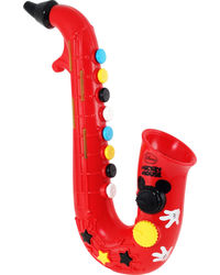 Winfun Mickey's Triple Sounds Saxophone, multicolor