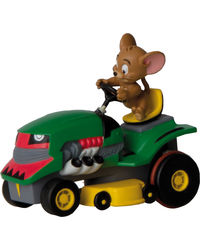 Tom and Jerry Garden Fun Action Figure, multicolor