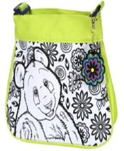 Wild Republic Diy Purse Panda - TWTW21633, Multicolor