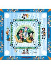 Itoys Micky Mouse & Friends Carrom Board - Big Siz...
