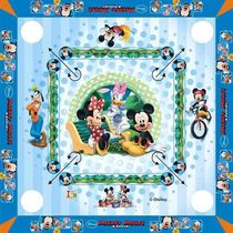 Itoys Micky Mouse & Friends Carrom Board - Big Size, multicolour