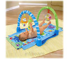 Fisher Price Ocean Wonders Kick & Crawl Gym-P5331 (Multicolor)