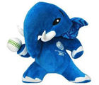 ICC - 10 Inch Plush Official ICC Mascot (Blue)