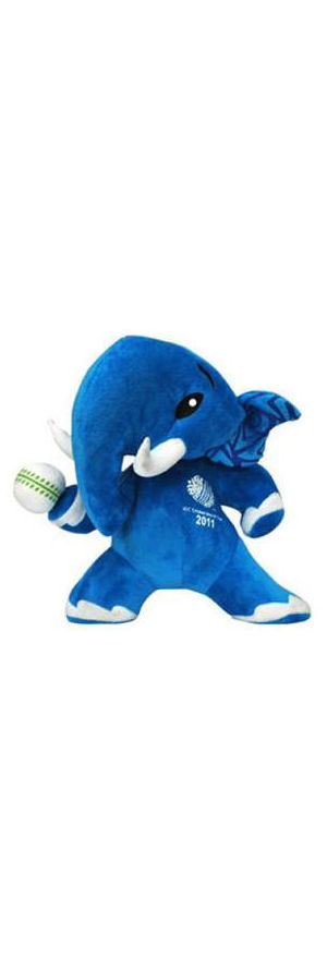 ICC - 17 Inch Plush Official ICC Mascot