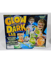 Smartlab Glow In The Dark Lab (Multicolor), multicolor