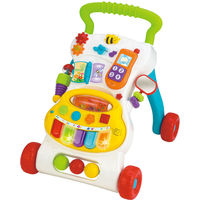 Winfun Grow with Me Musical Walker, multicolor