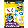 Cartoon Network Learning Colours