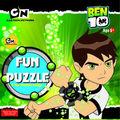Ben10 Fun Puzzle (Multicolor)