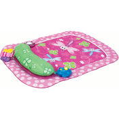 Winfun Baby Girl Playmat, multicolor