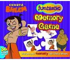 Chhota Bheem Memory Game (Multicolor)
