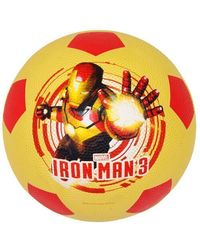 Disney Rubber Soccer Ball Iron Man, multicolor